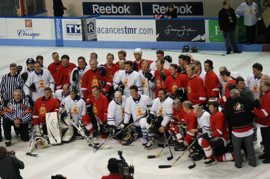 Peewee 50th NHL Stars